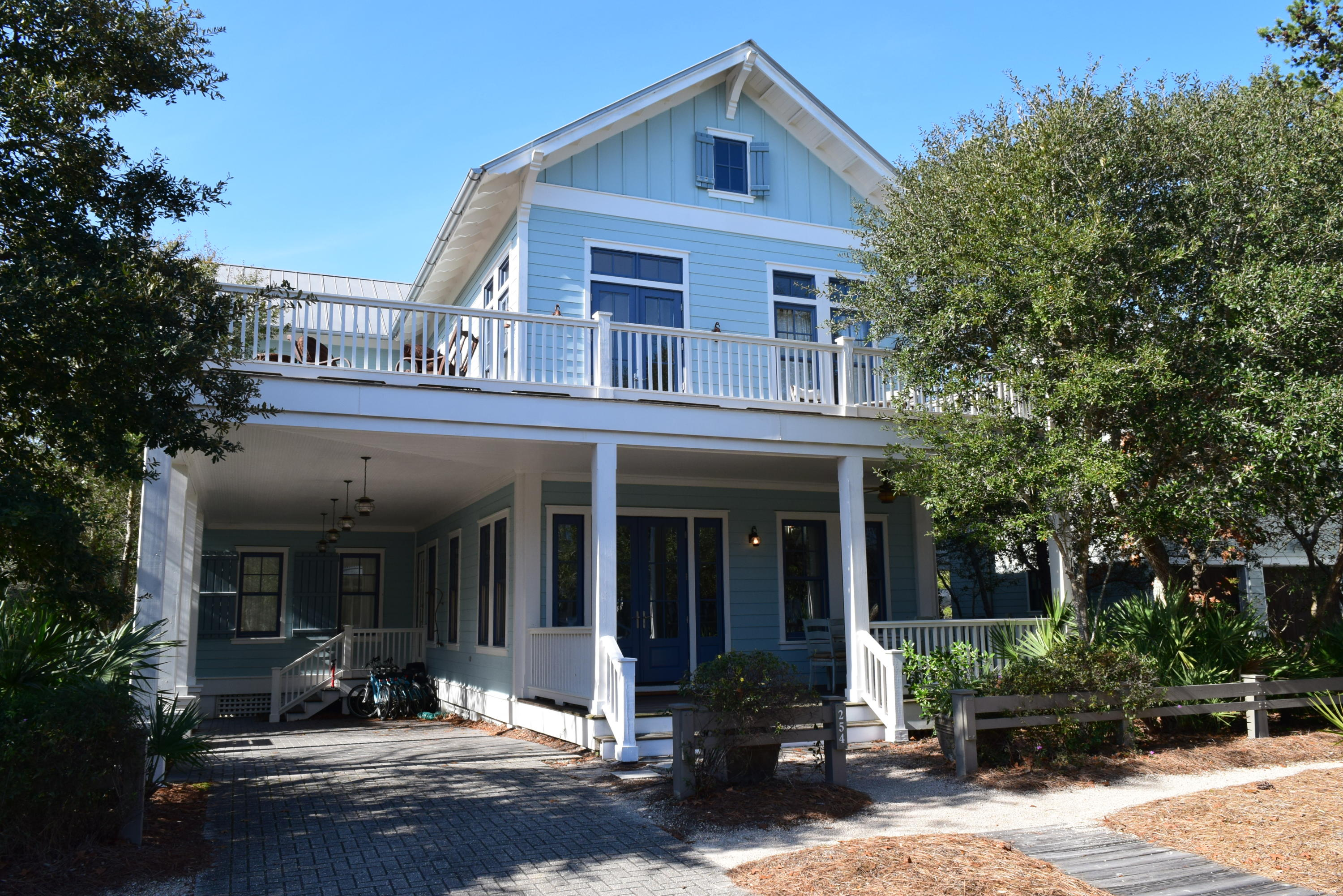 254 RED CEDAR WAY, SANTA ROSA BEACH, FL 32459