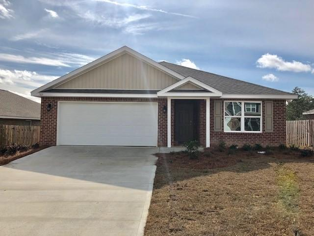 Photo of home for sale at 709 Widgeon, Crestview FL