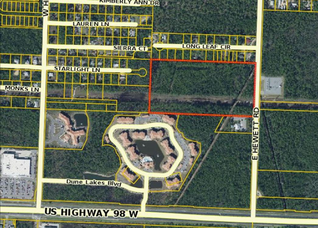 Photo of home for sale at Lots 11&12 East Hewett, Santa Rosa Beach FL