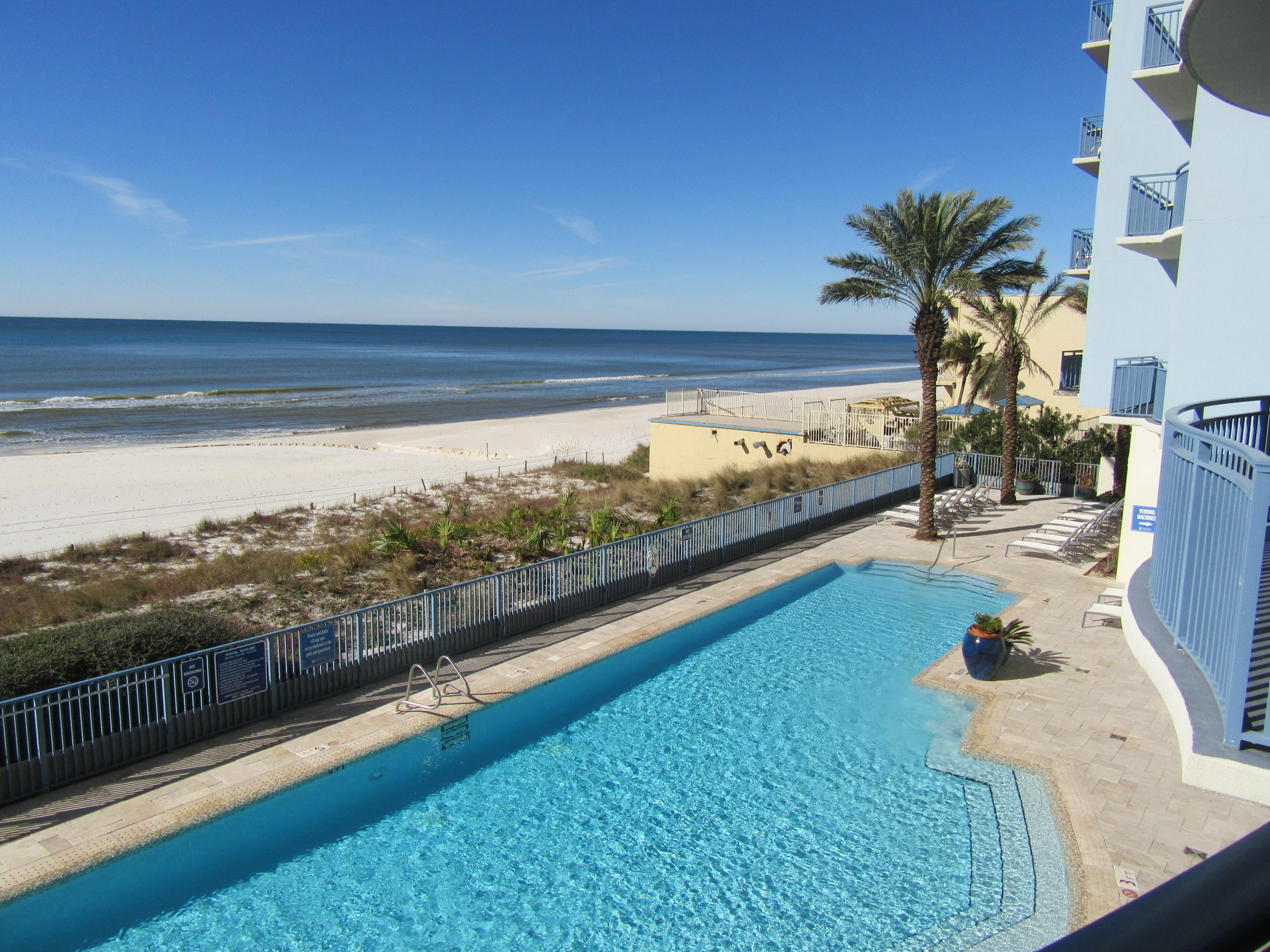 Photo of home for sale at 16701 Front Beach, Panama City Beach FL