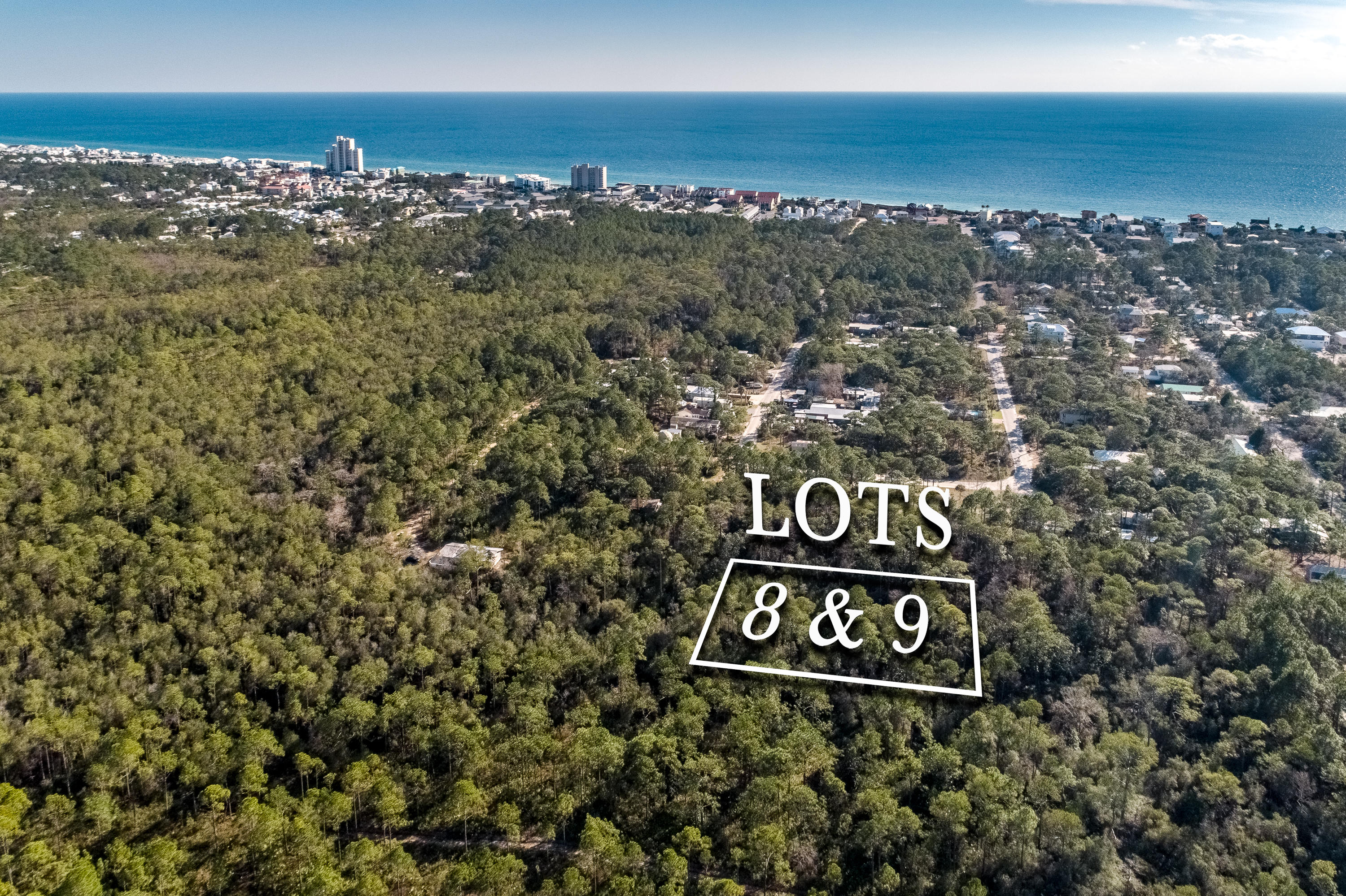 Photo of home for sale at Lot8 BLK2 Elm, Santa Rosa Beach FL