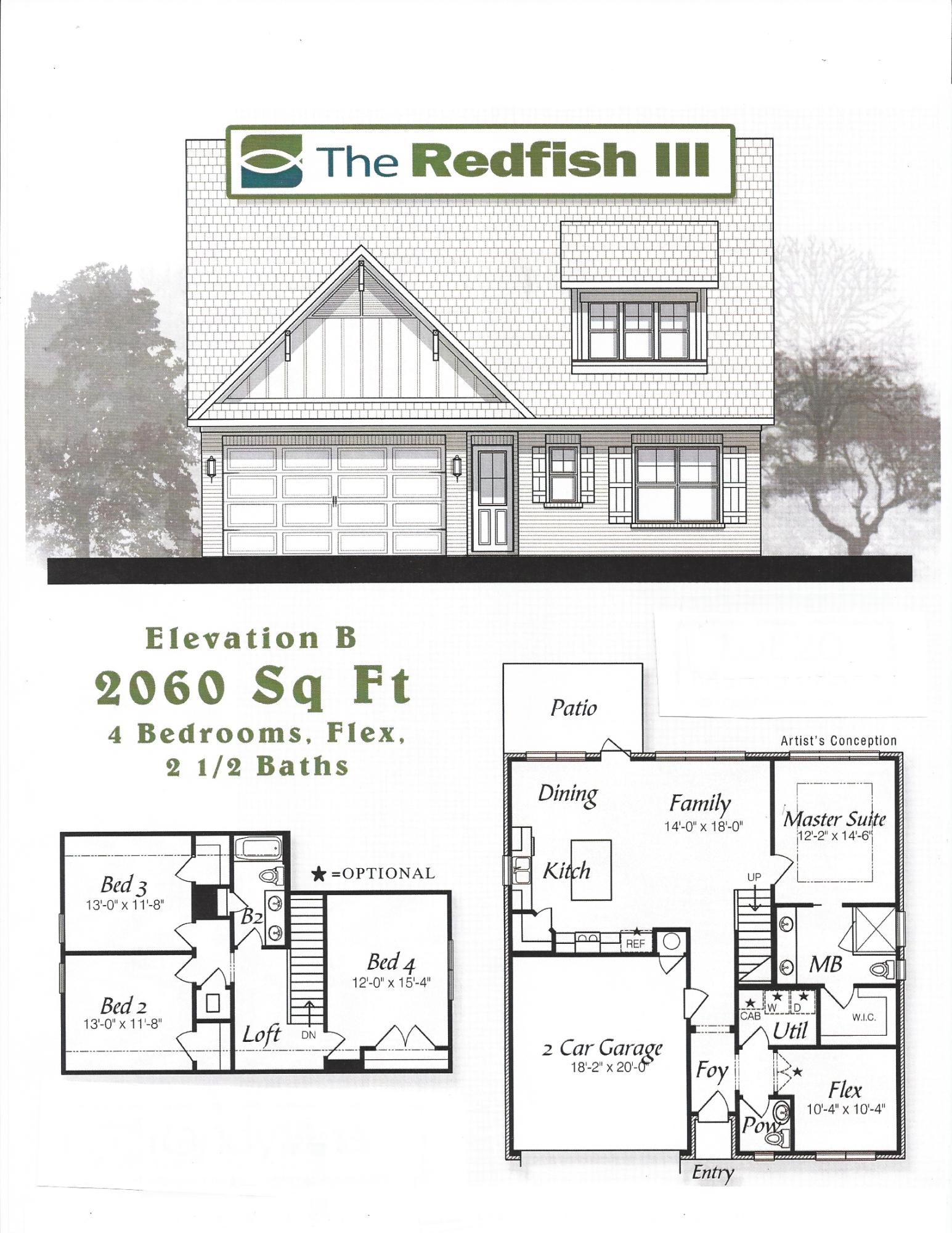 Photo of home for sale at Lot 20 Oaktree Blvd, Freeport FL