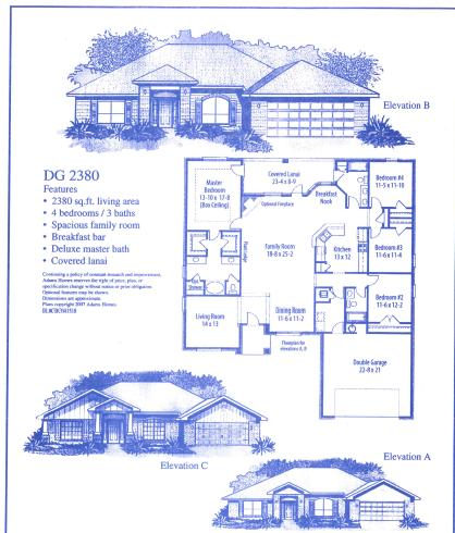 Photo of home for sale at 5759 Marigold, Crestview FL
