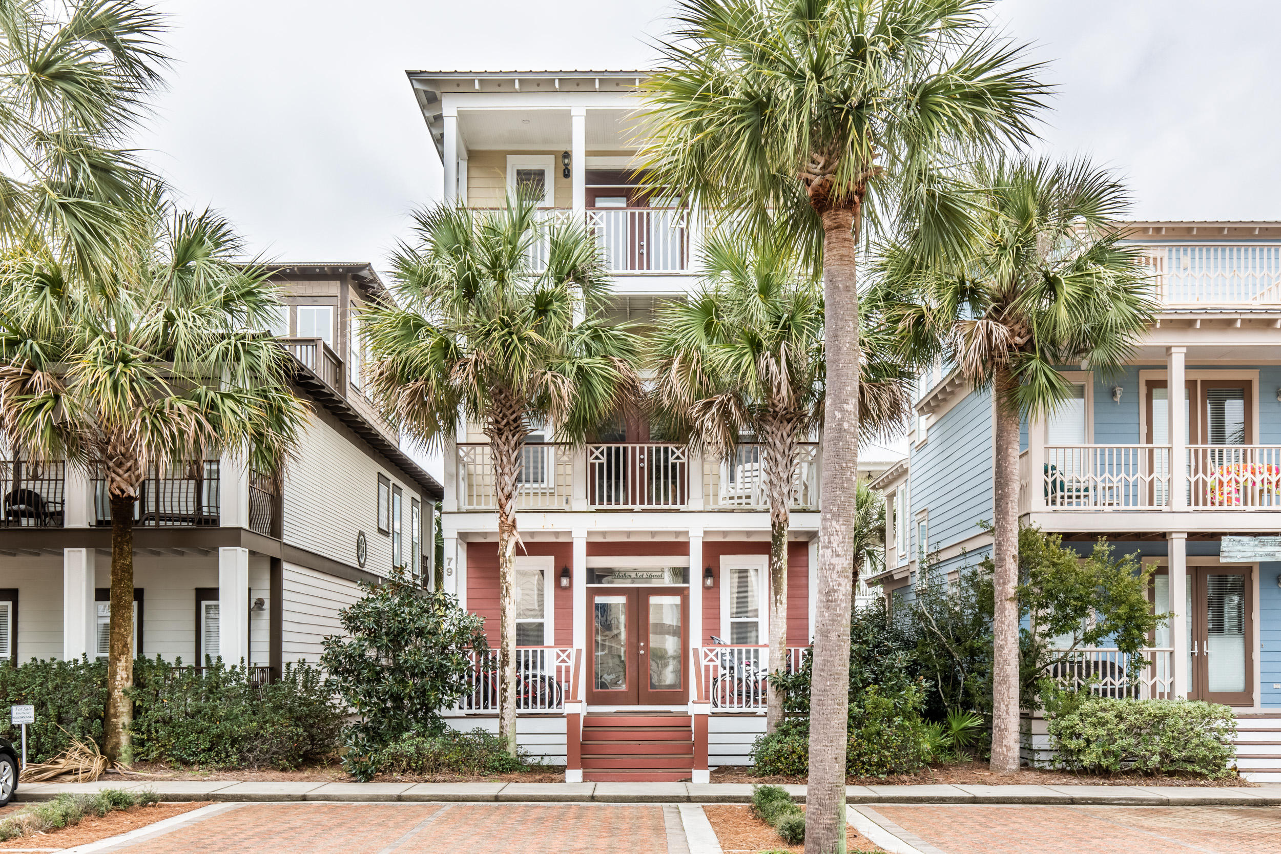 Photo of home for sale at 79 Seacrest Beach, Inlet Beach FL