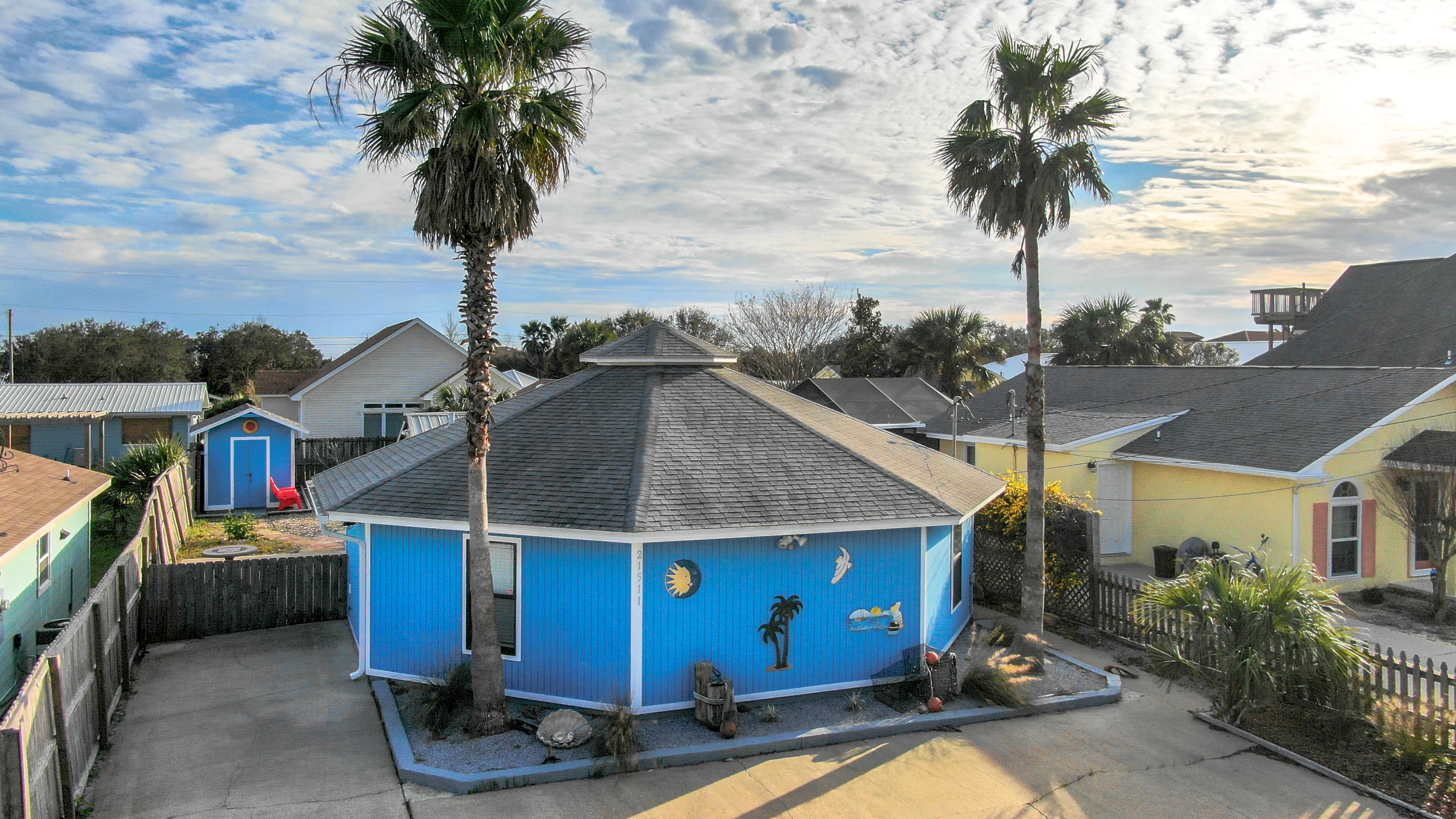 Photo of home for sale at 21511 Dolphin, Panama City Beach FL