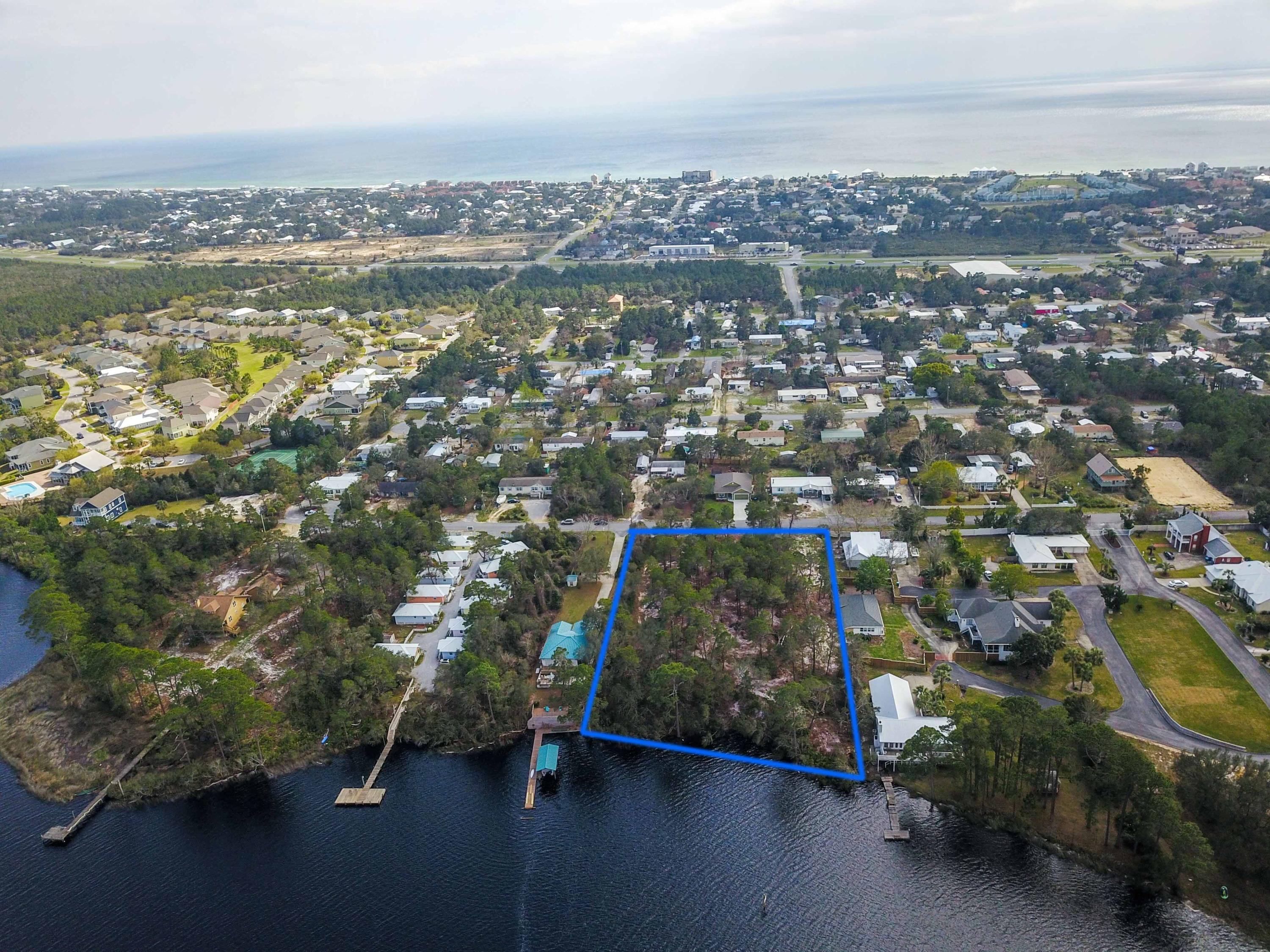 MLS Property 817381 for sale in Panama City Beach