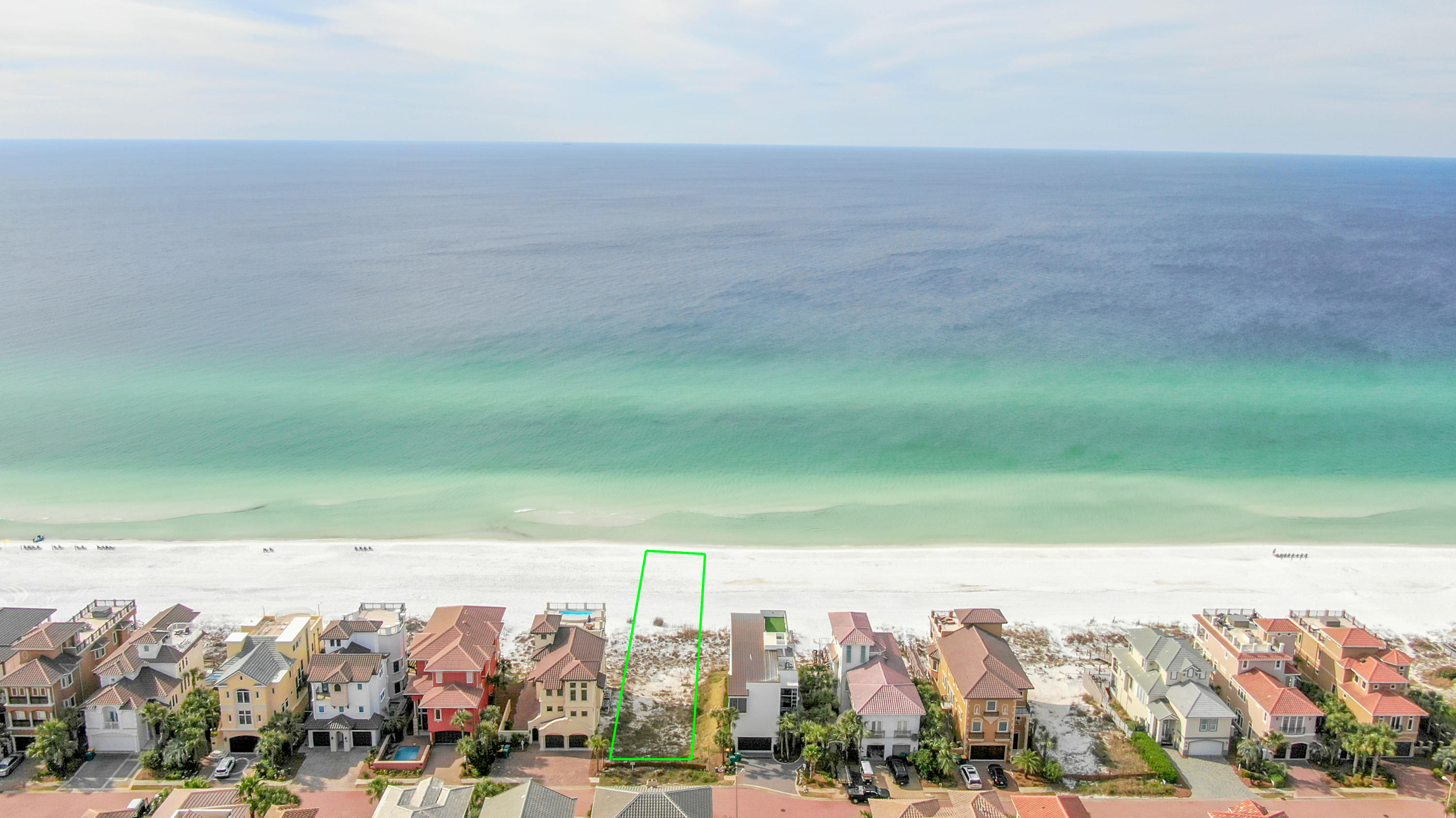 LOT 2  Ocean Blvd. Circle, Destin, Florida