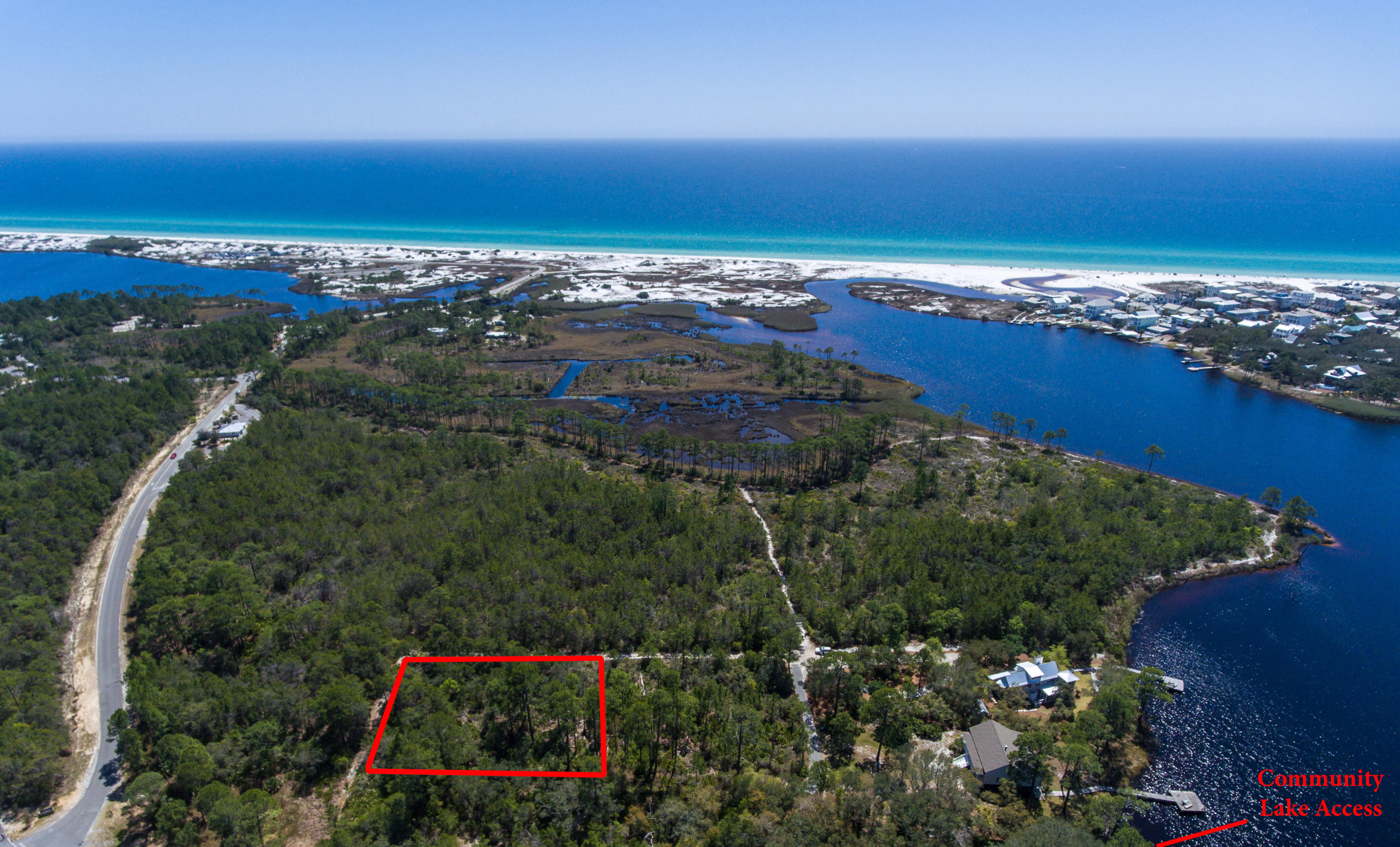 A   Grayton Beach Residential Land