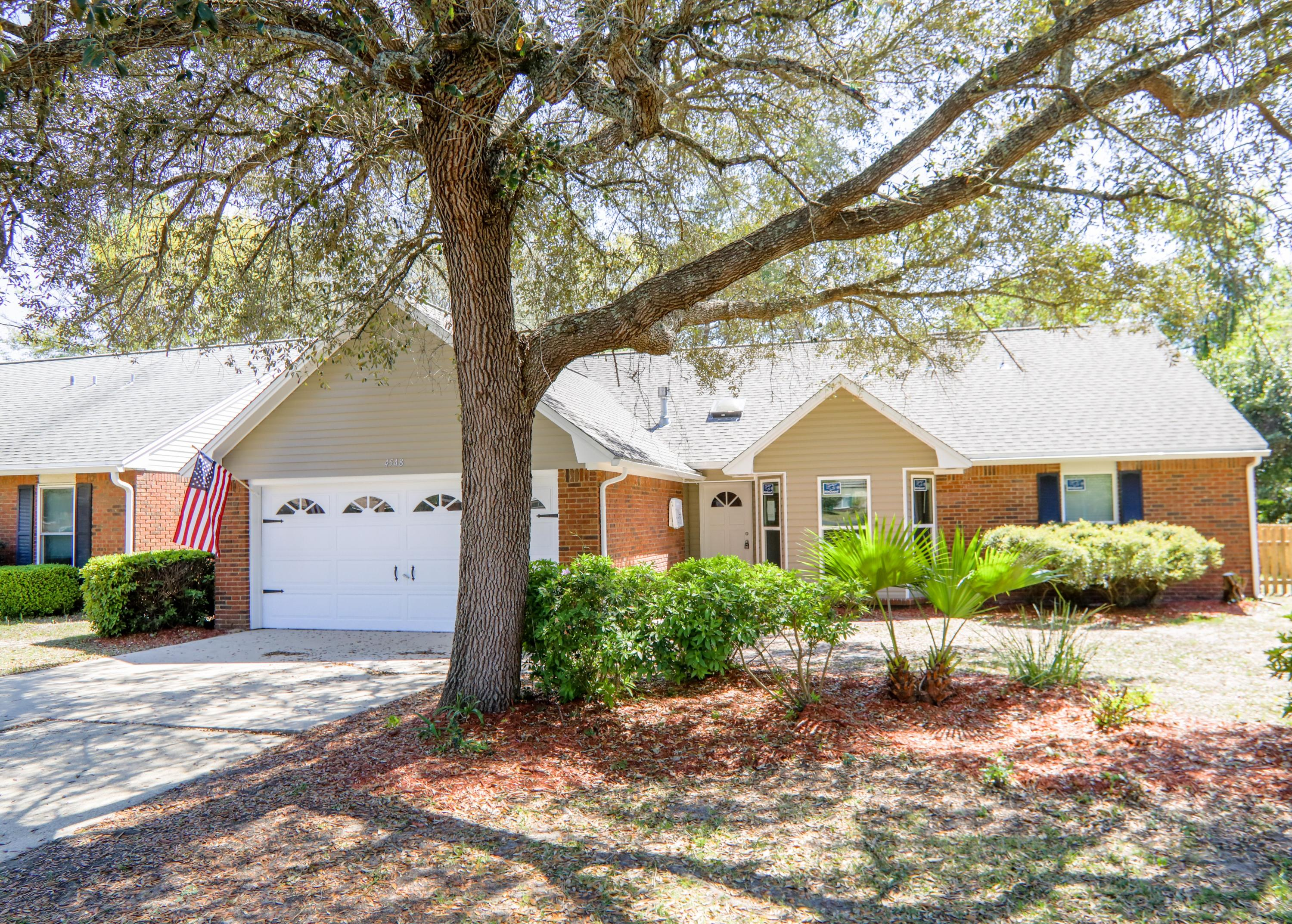 4548  Parkwood Court, Niceville in Okaloosa County, FL 32578 Home for Sale