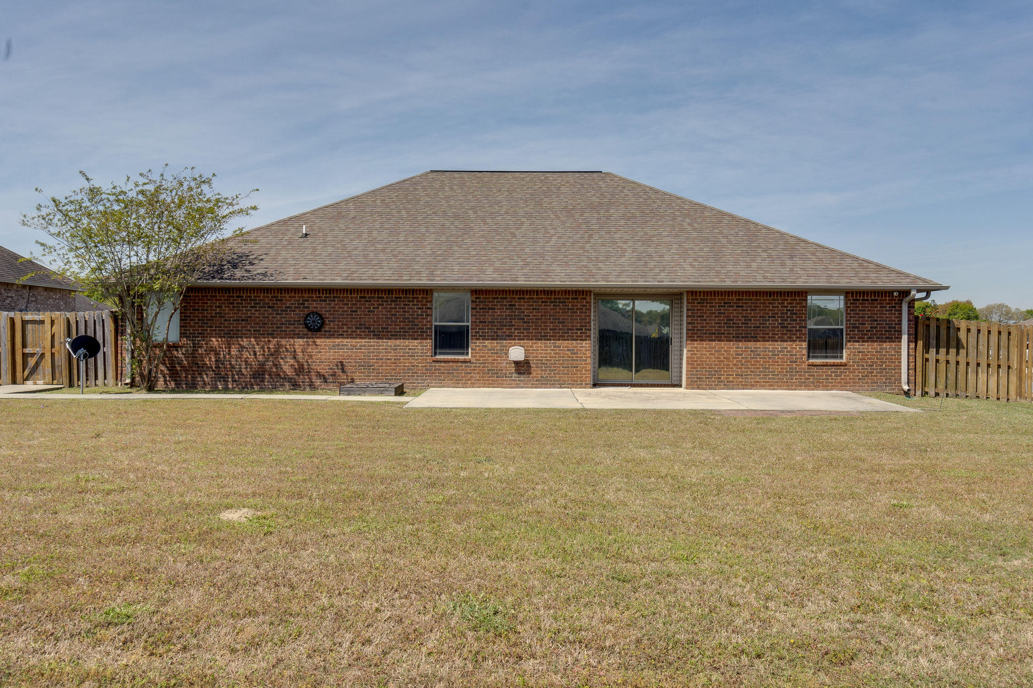 Photo of home for sale at 5239 Moore, Crestview FL