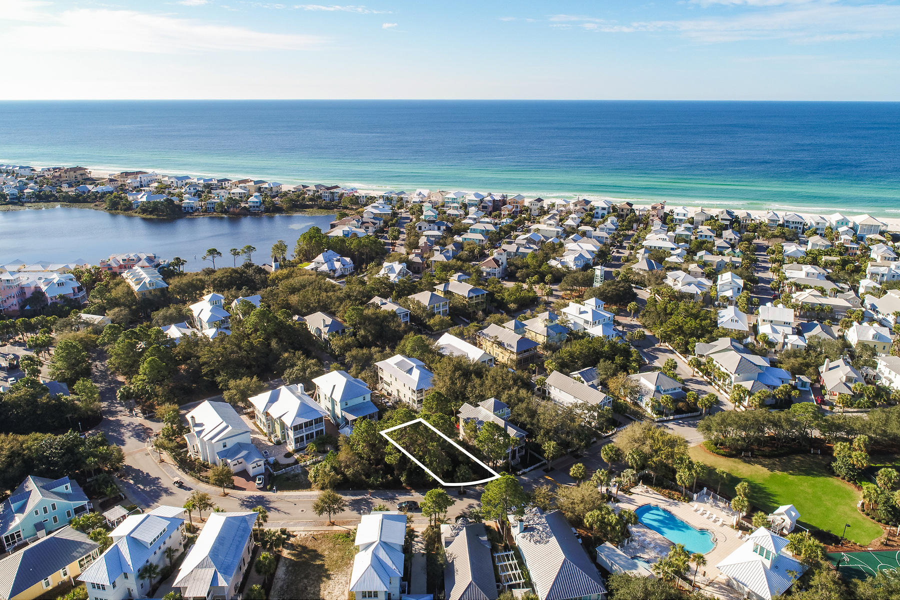 MLS Property 822247 for sale in Panama City Beach