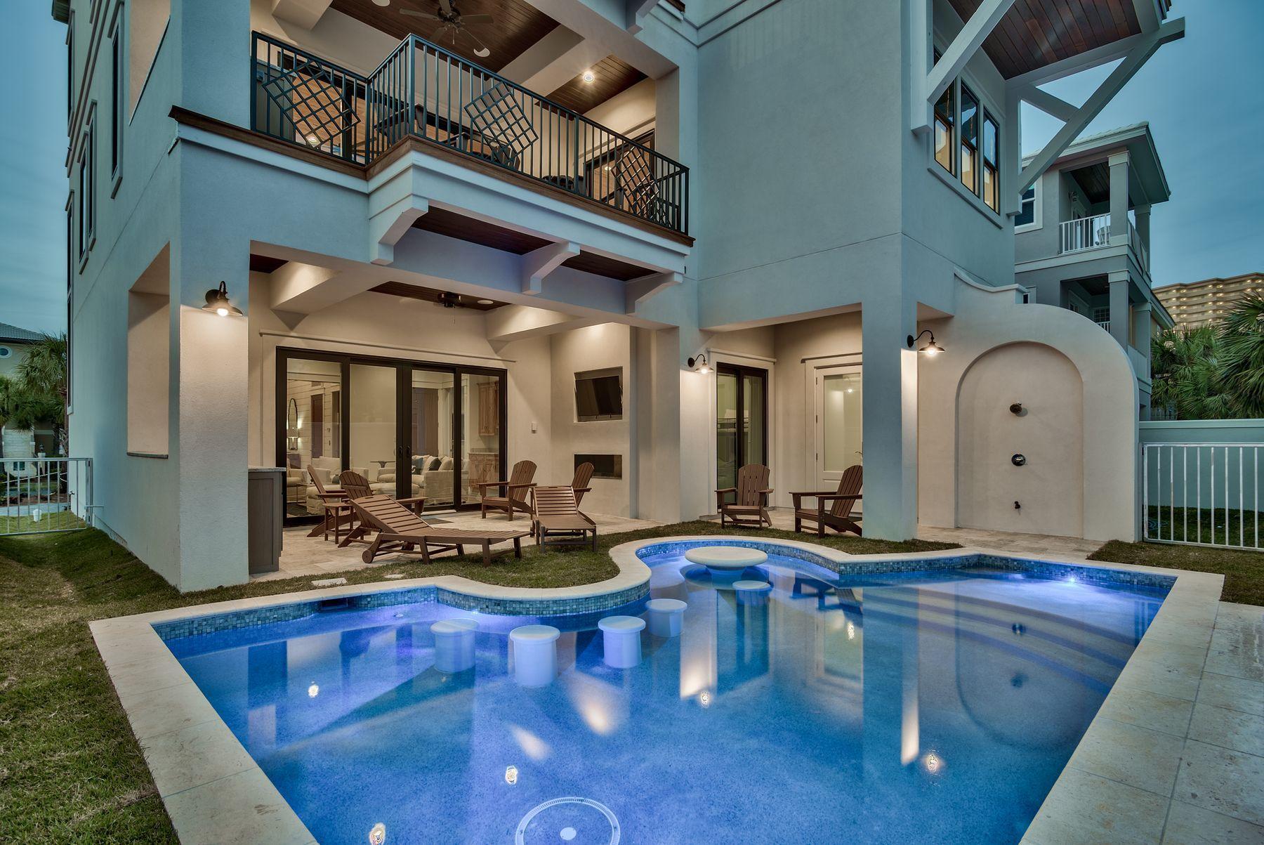 Photo of home for sale at 3890 Sandprint, Destin FL