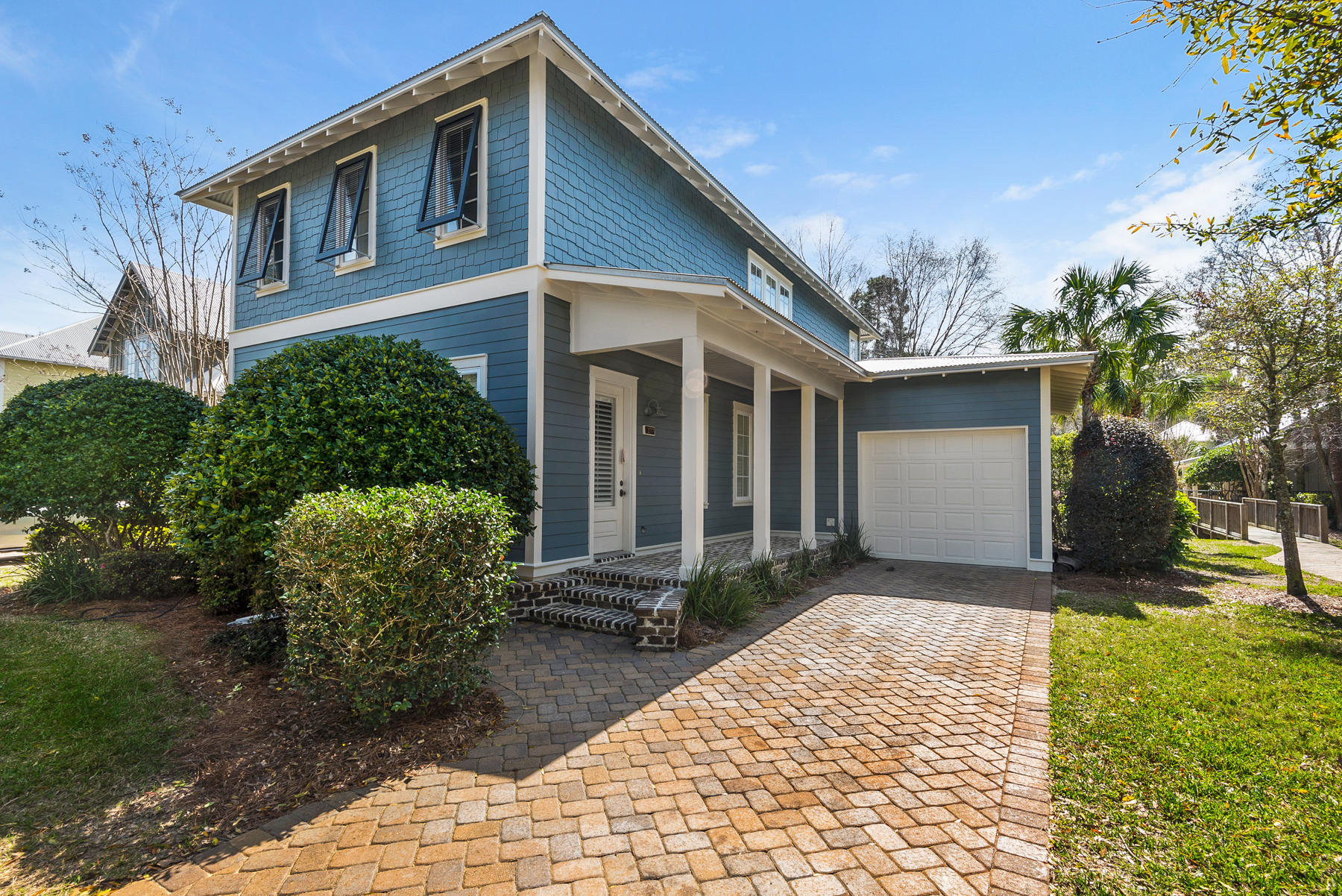 Photo of home for sale at 177 Carson Oaks, Santa Rosa Beach FL