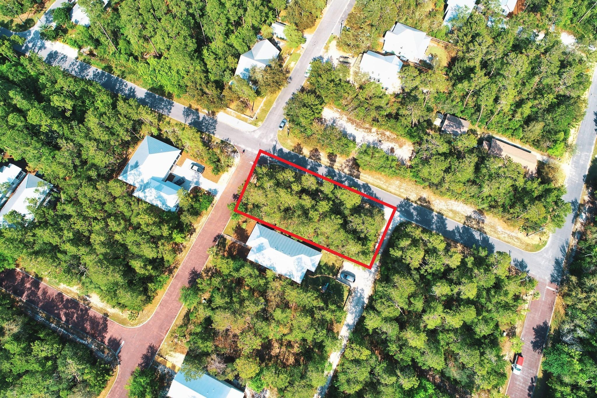 Photo of home for sale at Lot 16 Riker Ave, Santa Rosa Beach FL