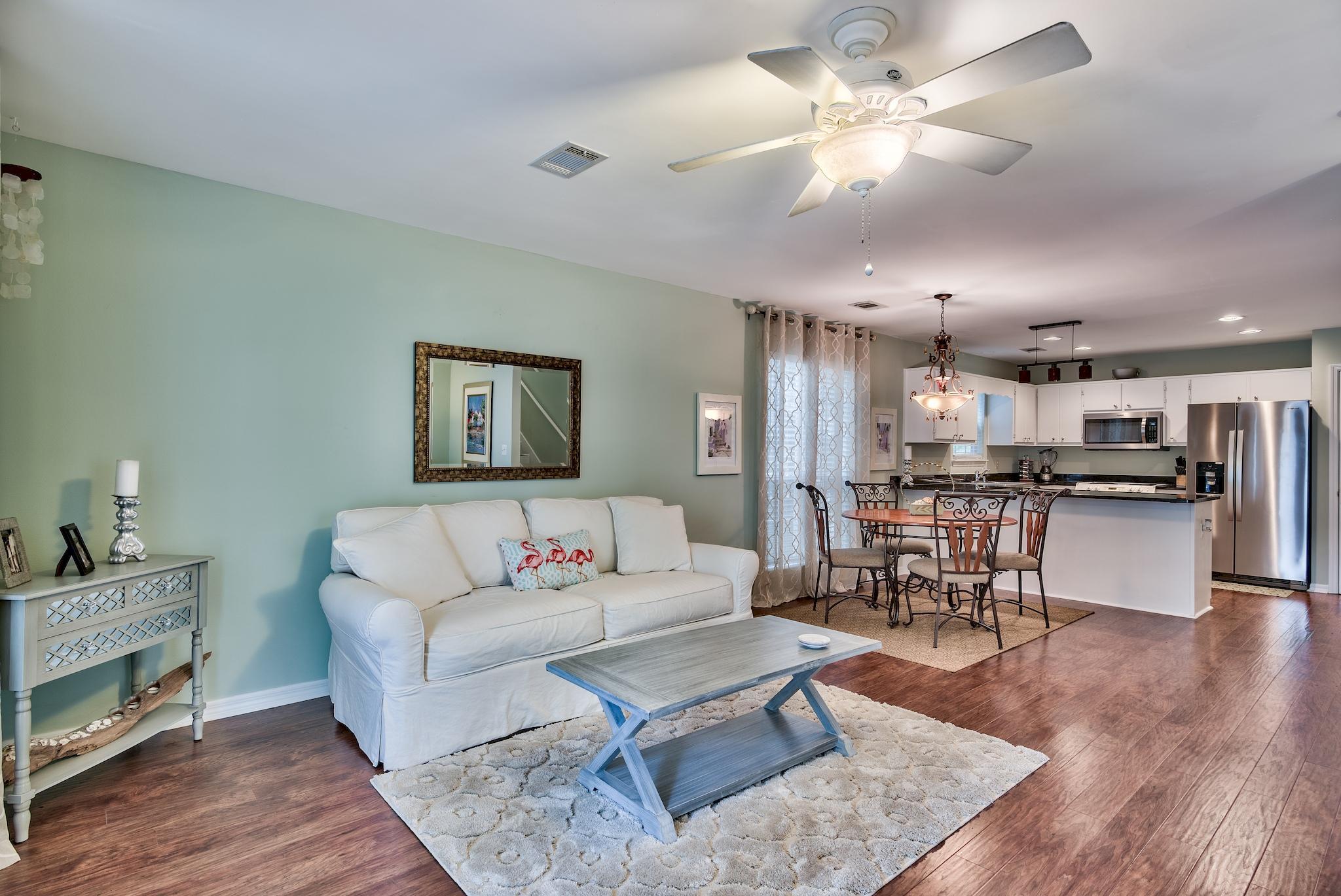 A 2 Bedroom 2 Bedroom Blue Gulf Resort Home