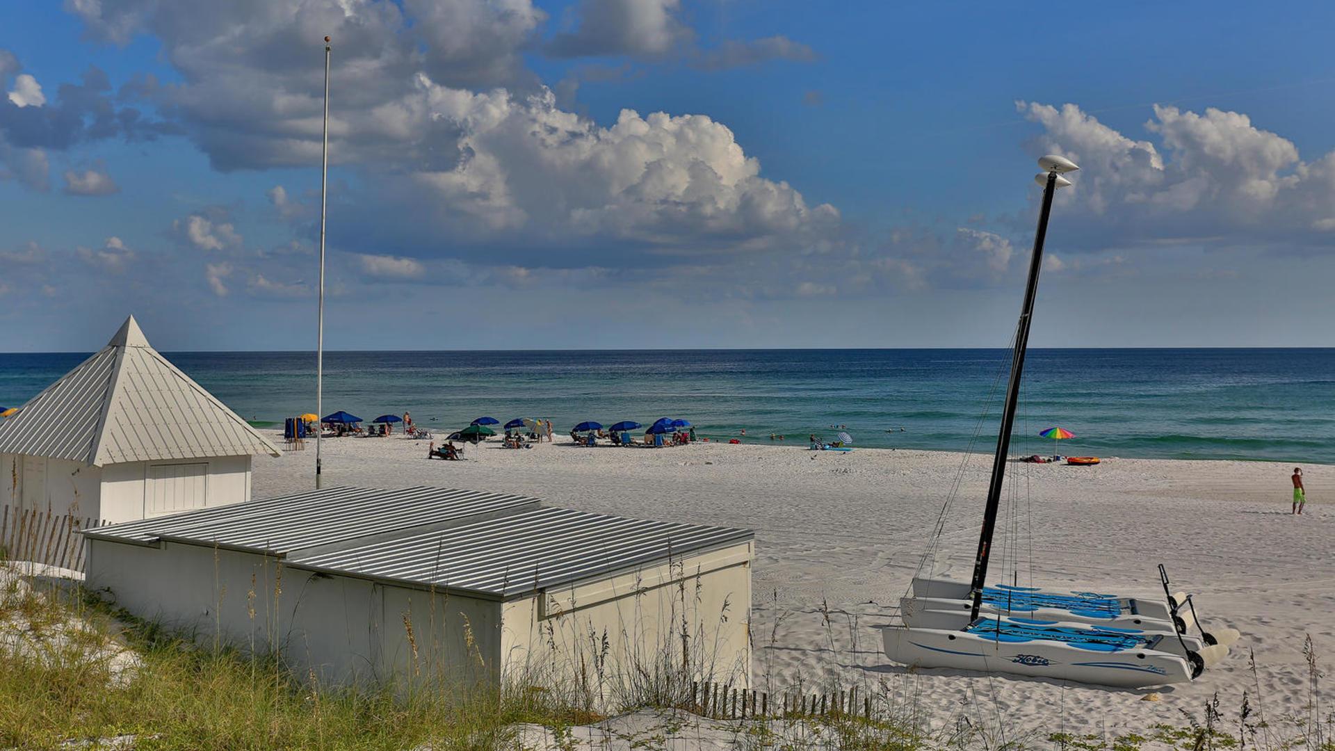 Photo of home for sale at 58 Cypress, Miramar Beach FL