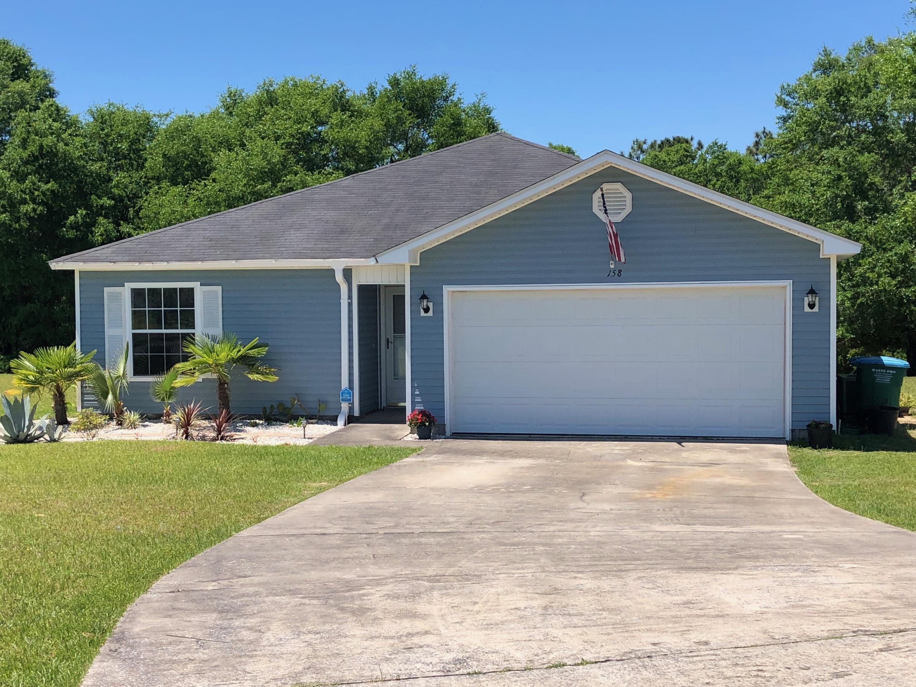 Photo of home for sale at 158 Cabana, Crestview FL