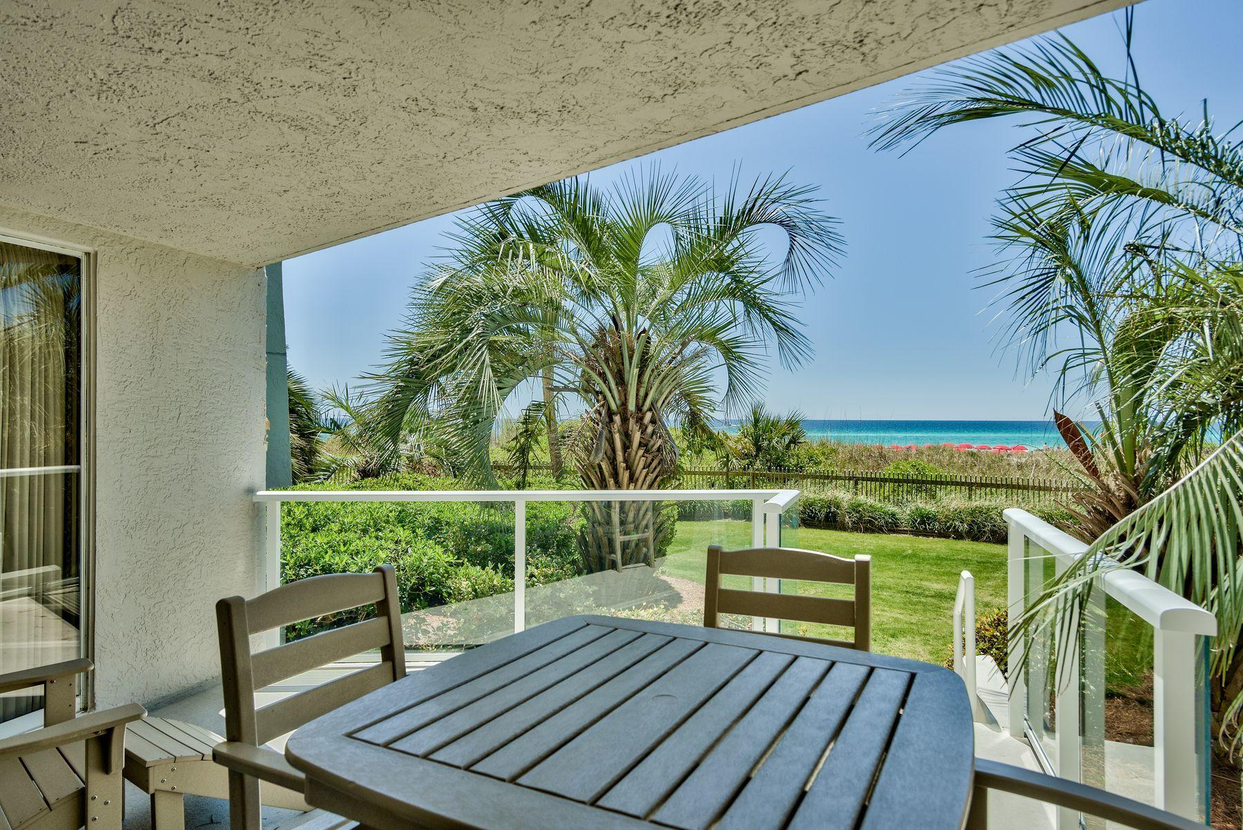 A 2 Bedroom 2 Bedroom Beachside Two Condominium