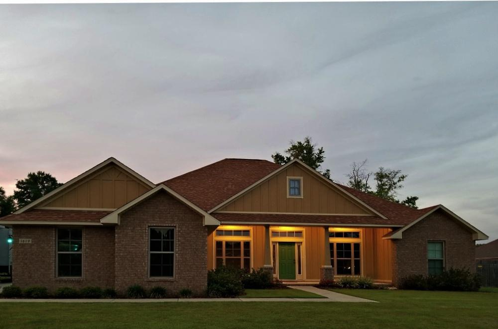 Photo of home for sale at 1619 Lena, Baker FL