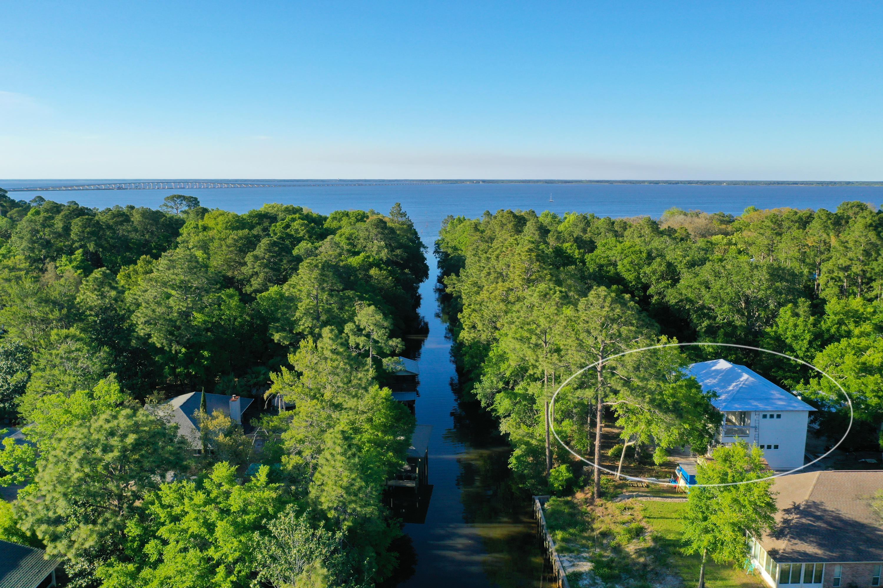 Photo of home for sale at 373 Morrison, Santa Rosa Beach FL