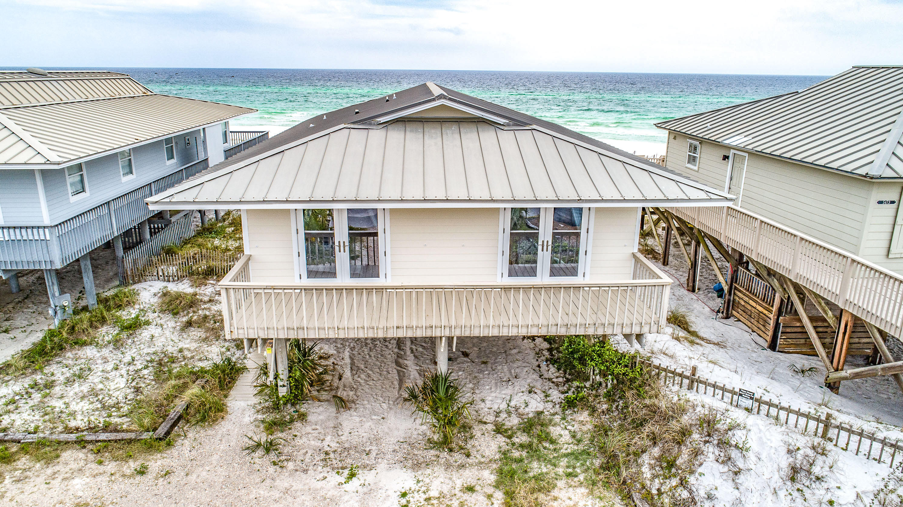 Photo of home for sale at 5435 County Hwy 30A, Santa Rosa Beach FL