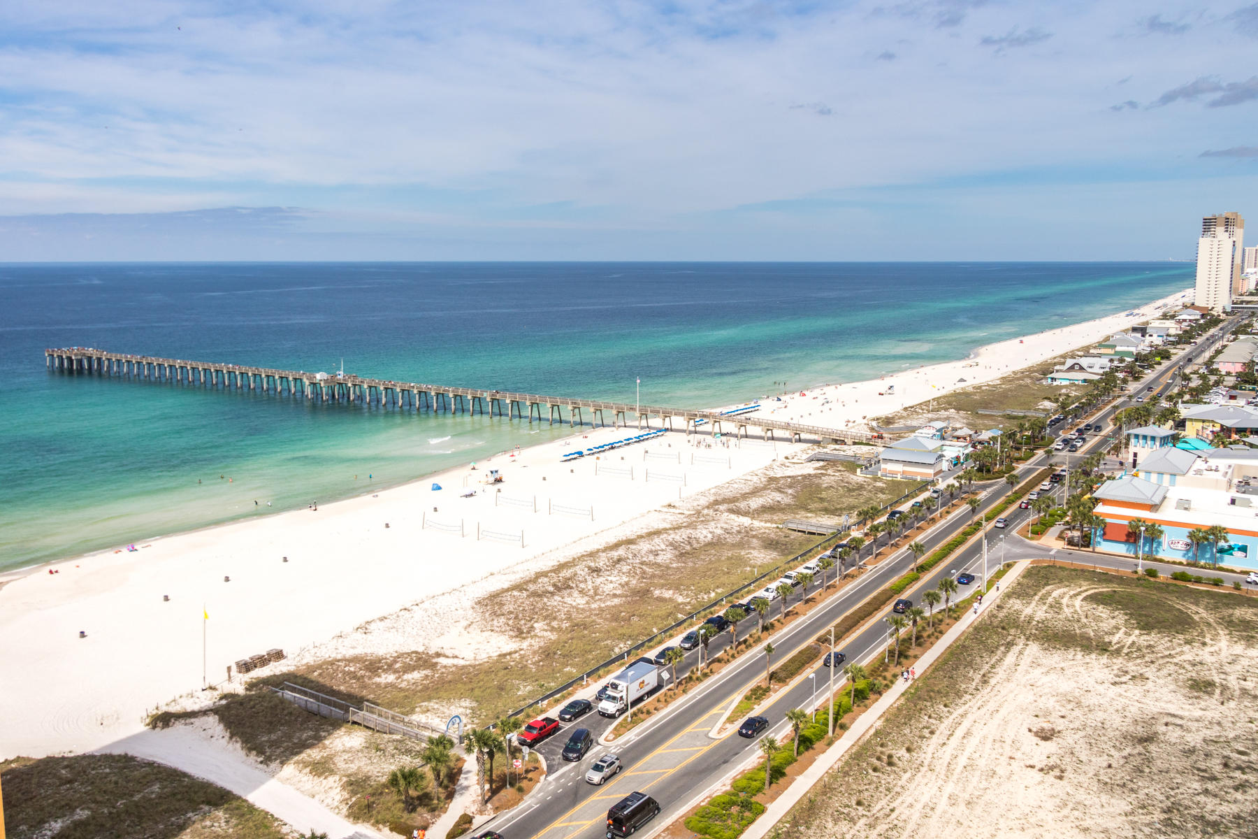 Photo of home for sale at 15928 Front Beach, Panama City Beach FL