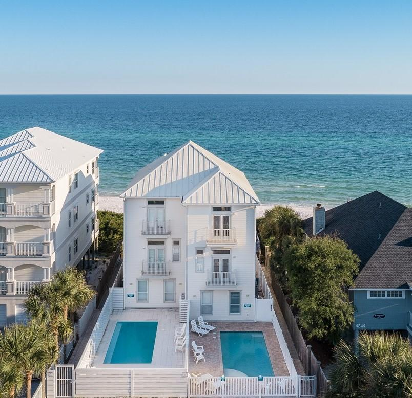 Photo of home for sale at 4256 Co Highway 30-A, Santa Rosa Beach FL