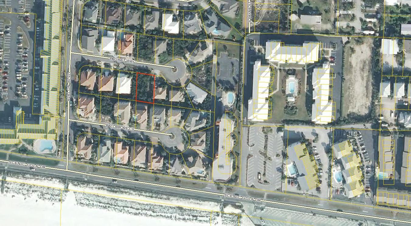 Photo of home for sale at Lot 19 Paginet, Miramar Beach FL