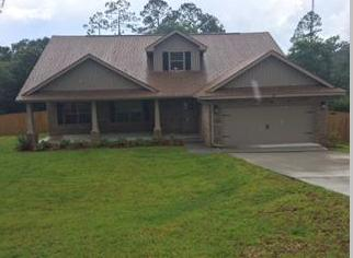 Photo of home for sale at 3632 Ranch, Crestview FL