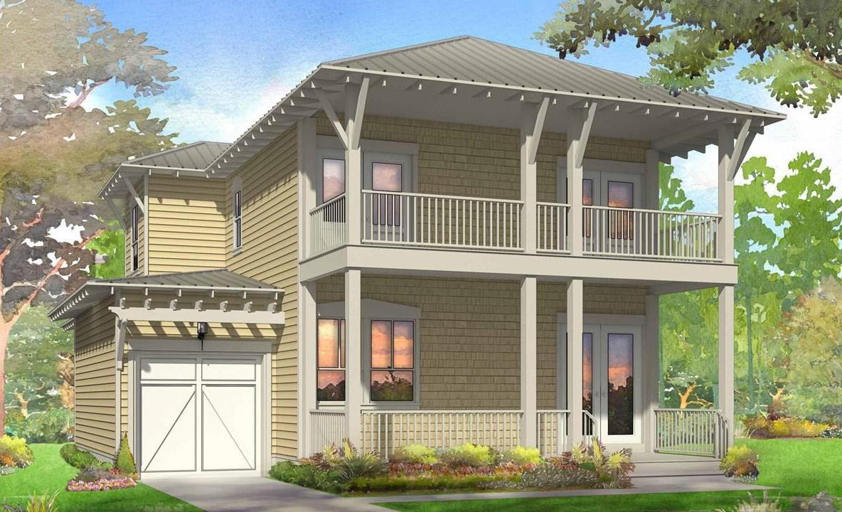 Photo of home for sale at 1117 Sandgrass, Santa Rosa Beach FL