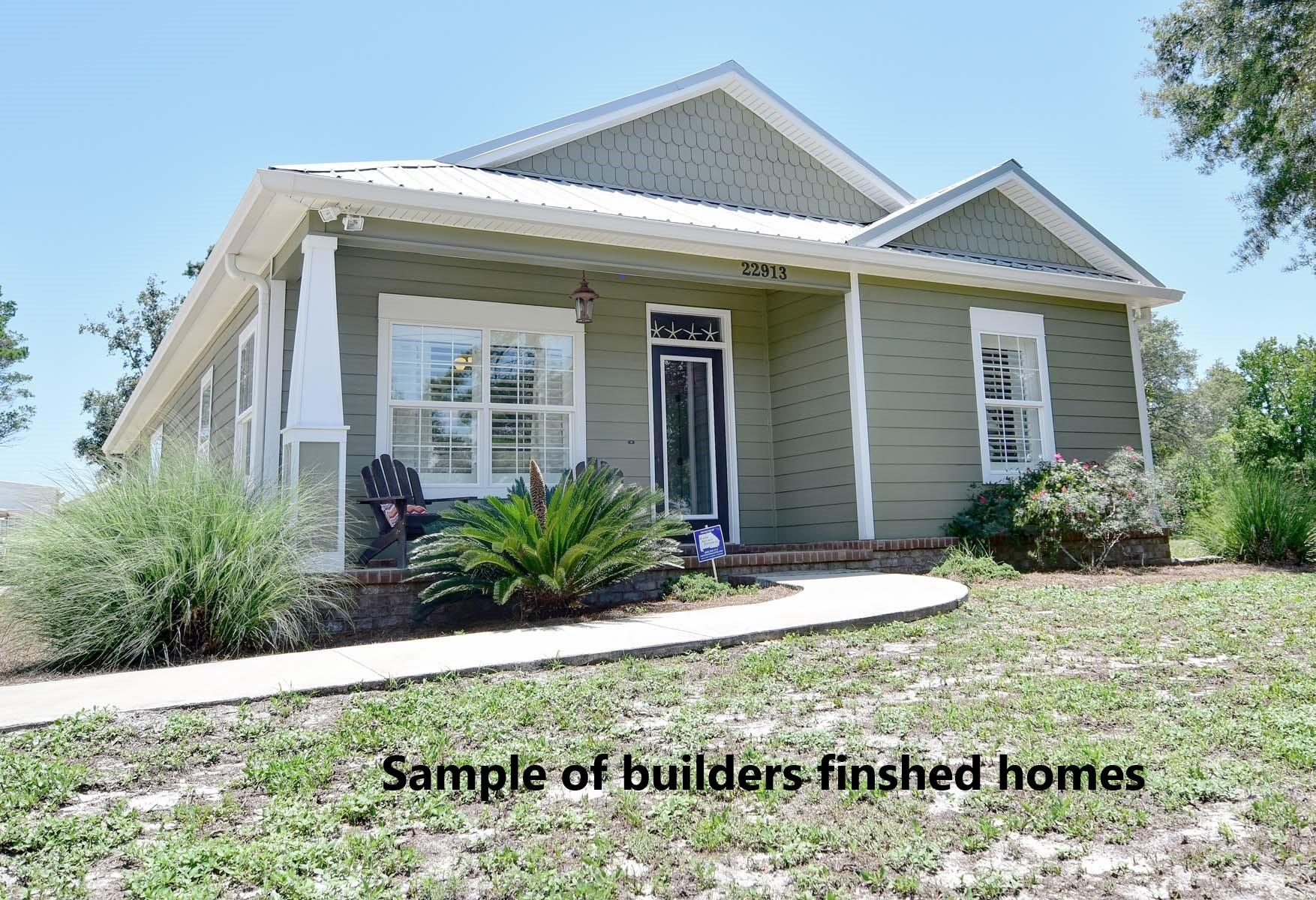 Photo of home for sale at 166 Eagle Trace, Panama City Beach FL
