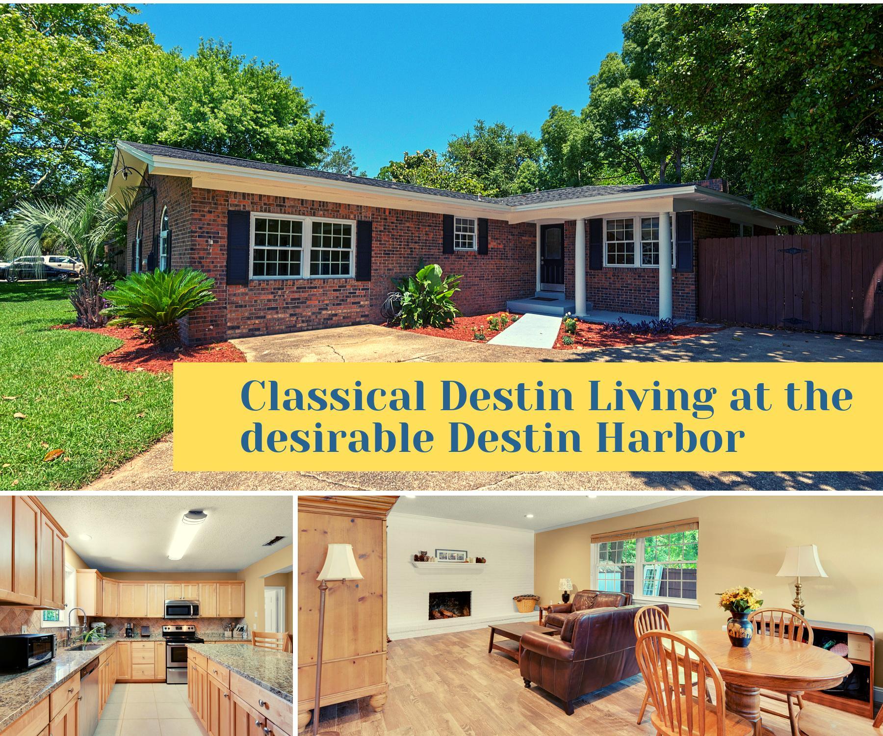 Destin Homes for Sale -  Ranch,  625  Mountain Drive