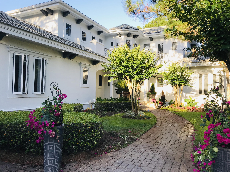 Photo of home for sale at 3028 Club, Miramar Beach FL