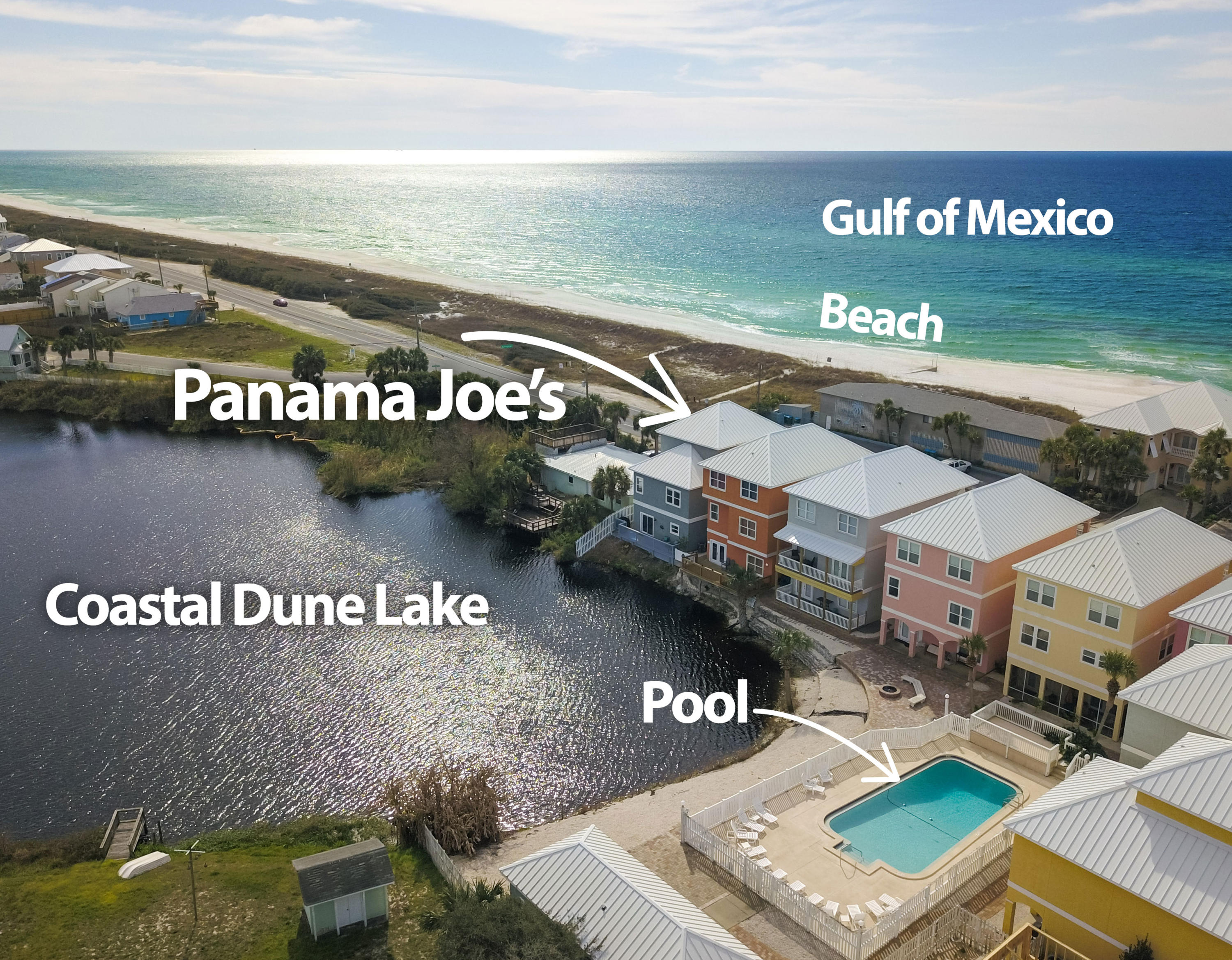 MLS Property 823838 for sale in Panama City Beach