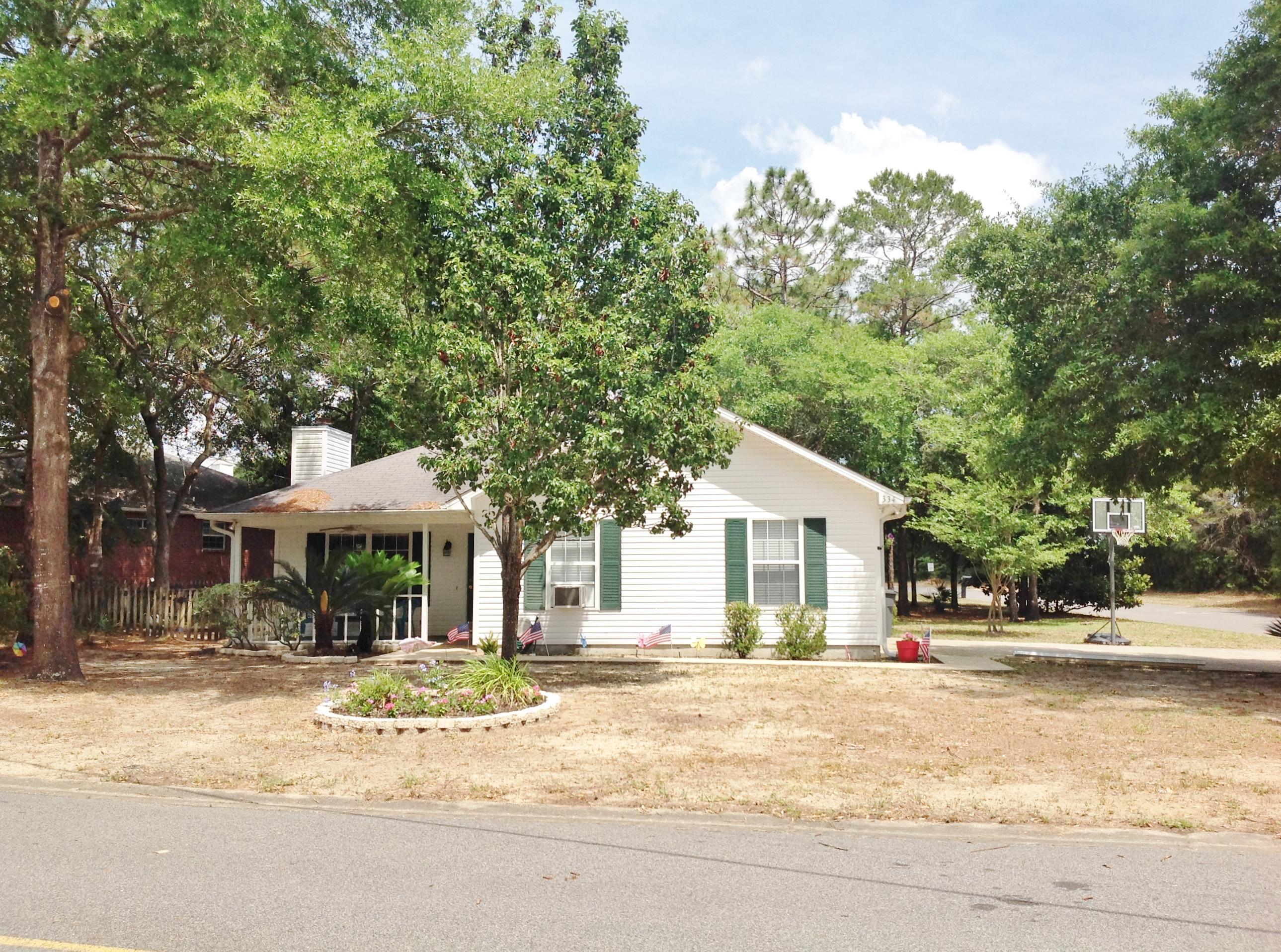334  Jackson Circle, Valparaiso in Okaloosa County, FL 32580 Home for Sale