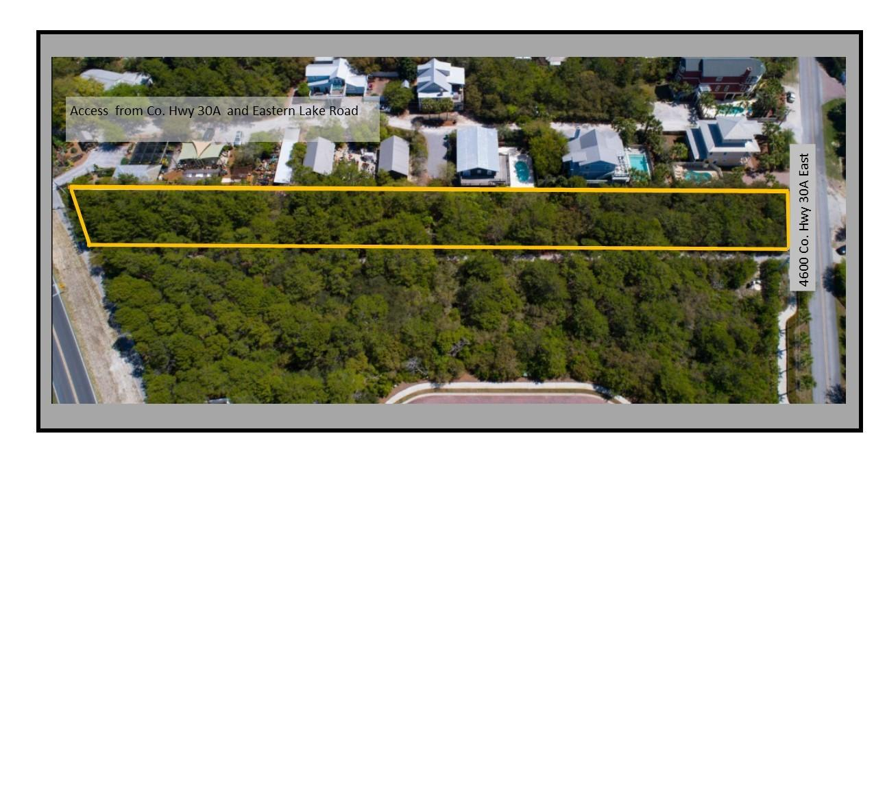 Photo of home for sale at 4800 County Hwy 30A, Santa Rosa Beach FL