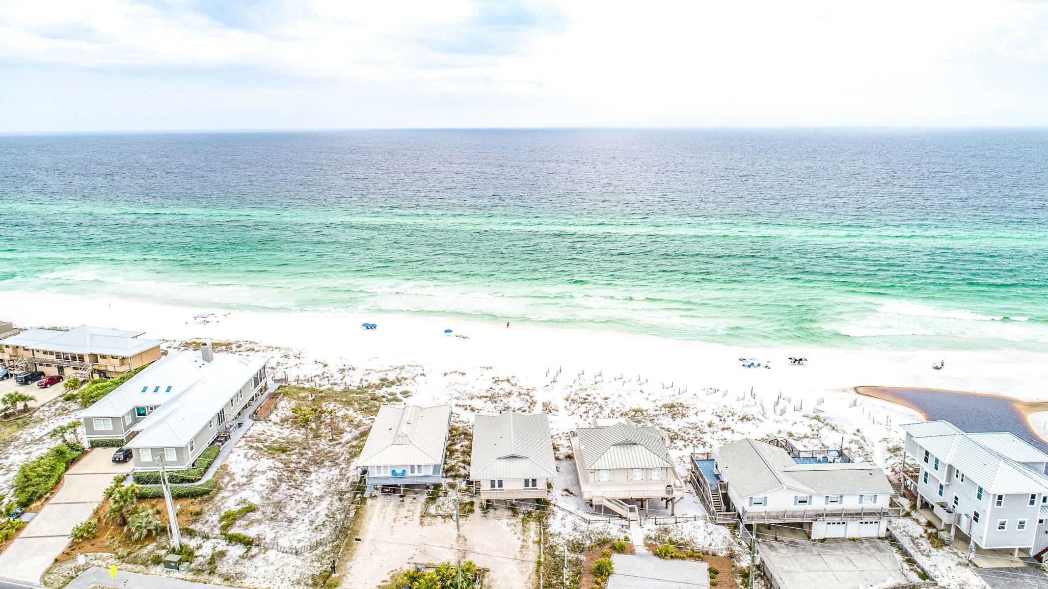 Photo of home for sale at 5455 County Hwy 30A, Santa Rosa Beach FL