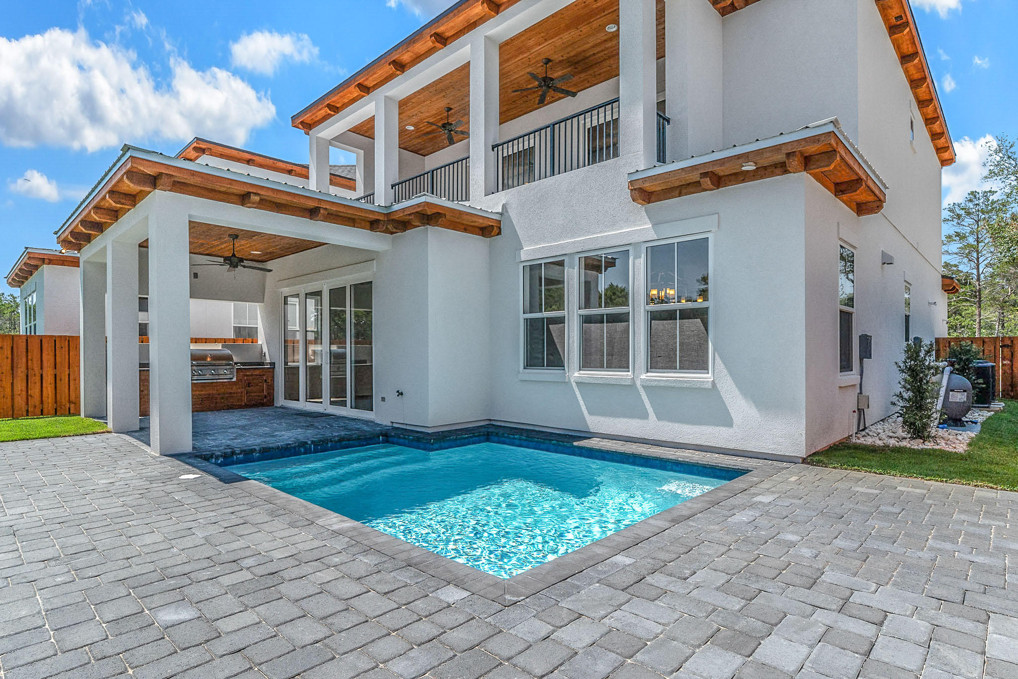 Photo of home for sale at 50 Carefree, Santa Rosa Beach FL