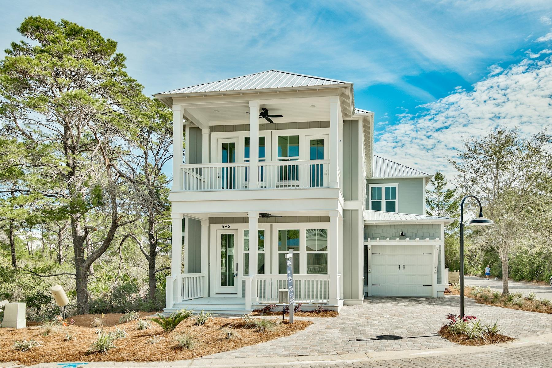Photo of home for sale at 34 Gulfview, Santa Rosa Beach FL