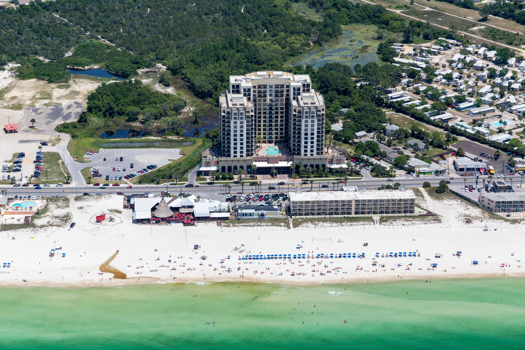 Photo of home for sale at 15100 Front Beach, Panama City Beach FL
