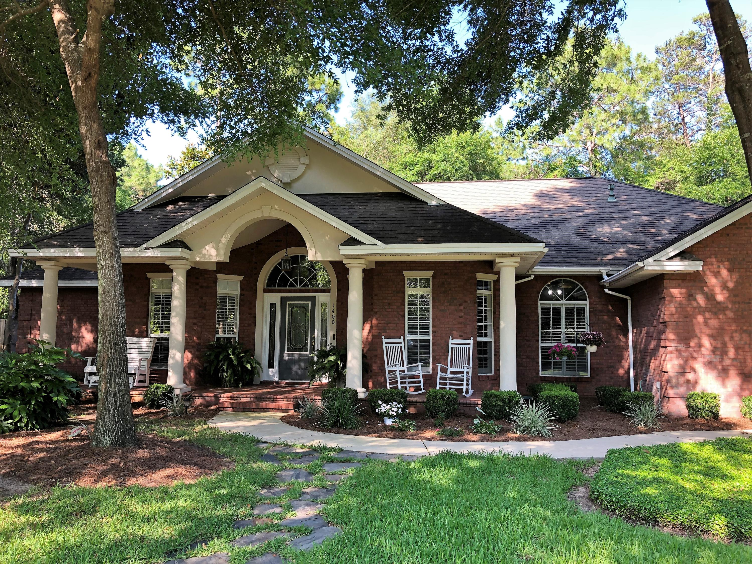 1400  Rum Still Circle 32578 - One of Niceville Homes for Sale