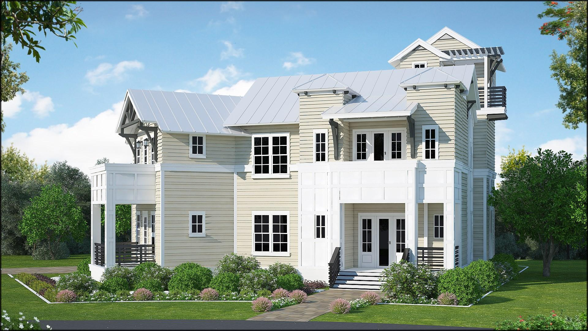 MLS Property 824708 for sale in Panama City Beach