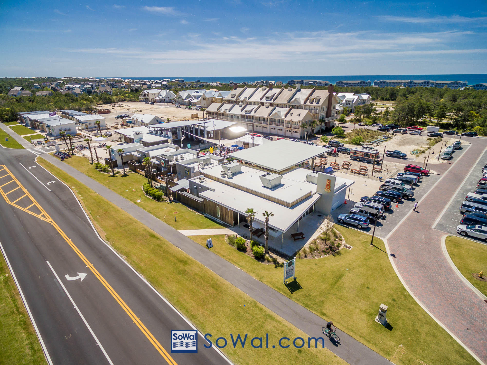 Photo of home for sale at 269 Milestone, Inlet Beach FL