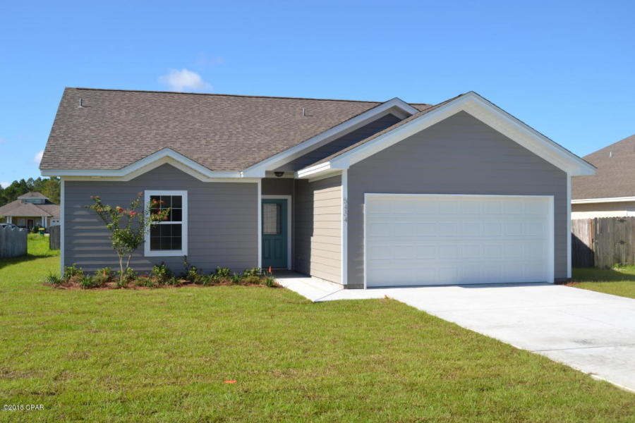 Photo of home for sale at 5300 Alexander, Panama City FL