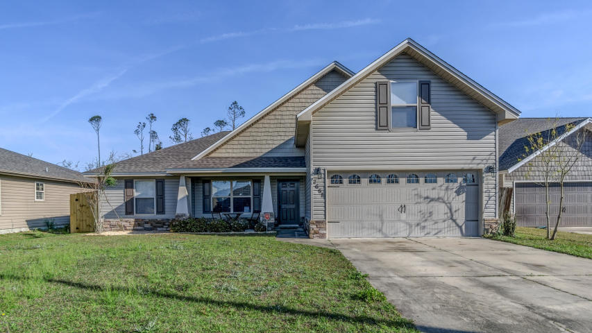 Photo of home for sale at 2657 Peyton, Panama City FL