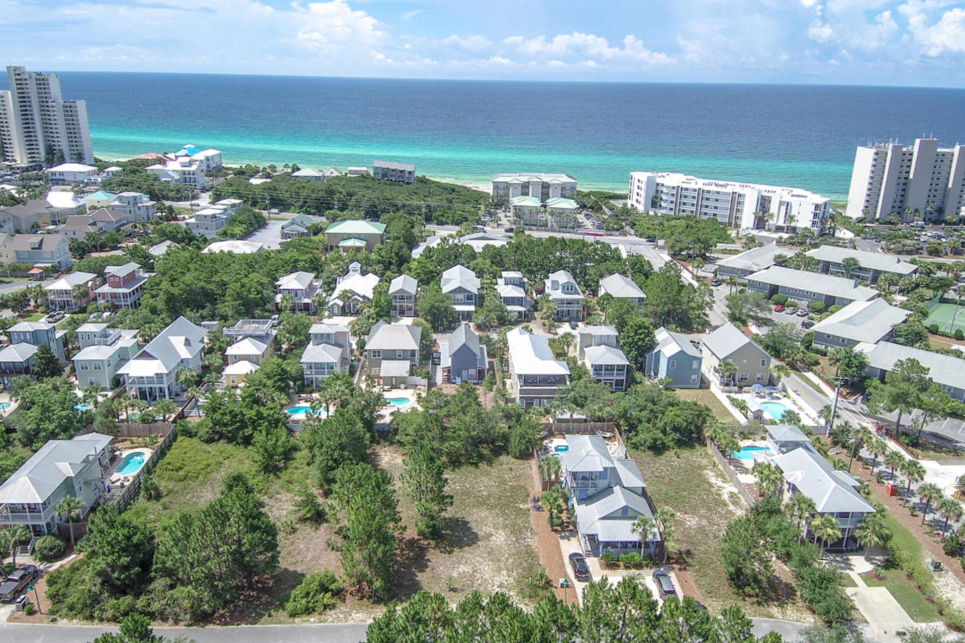 Photo of home for sale at Lot 4 Sand Dollar, Santa Rosa Beach FL