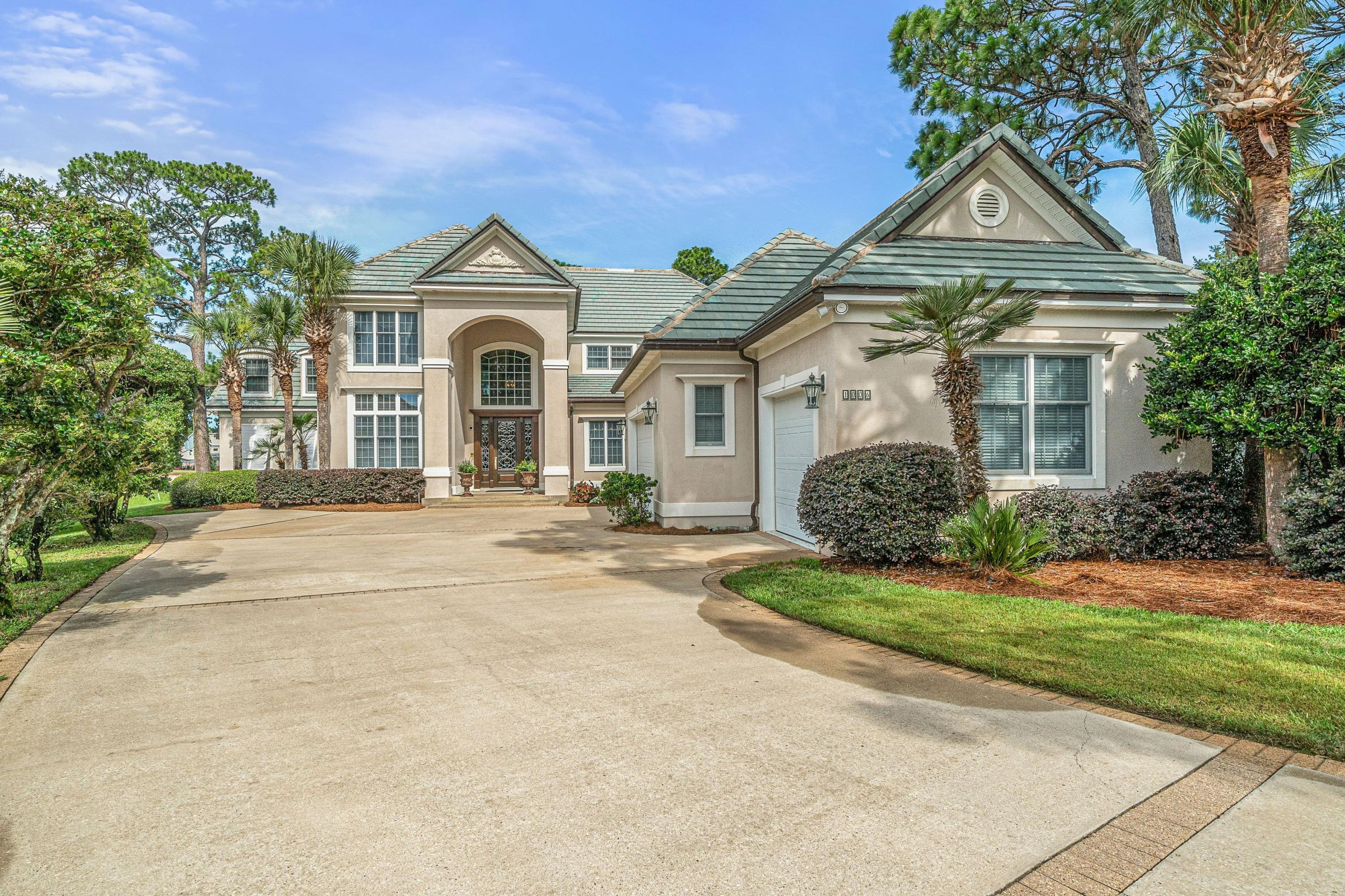 1006  Shalimar Point Drive, Eglin AFB, Florida 4 Bedroom as one of Homes & Land Real Estate