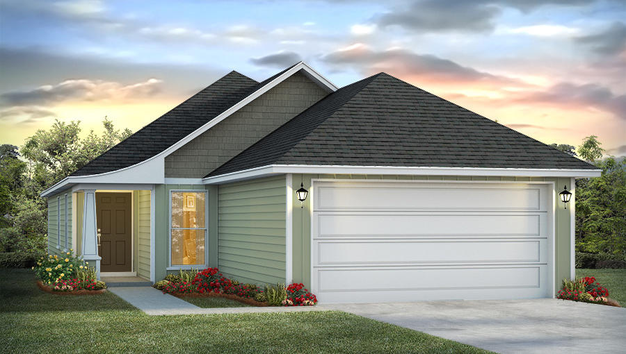 Photo of home for sale at 615 Earl Godwin, Freeport FL