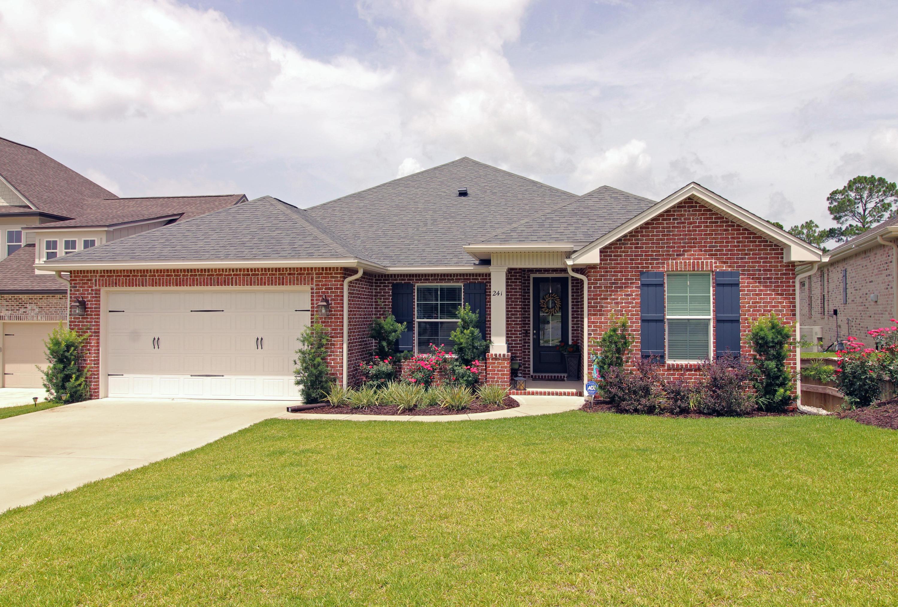 241  Gracie Lane, Niceville in Okaloosa County, FL 32578 Home for Sale