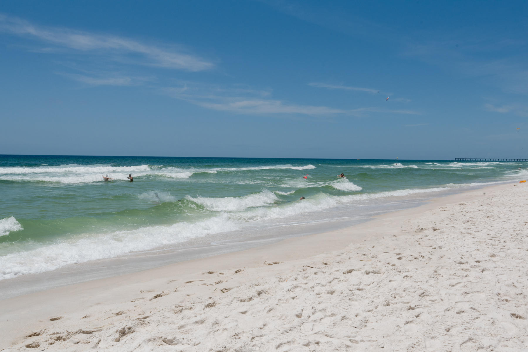 Photo of home for sale at 10713 Front Beach, Panama City Beach FL